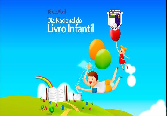 18 De Abril Dia Nacional Do Livro Infantil Sindeducação São